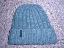 LULULEMON Dark Green Warm WINTER BEANIE Wool Ski Hat Cap ONE SIZE Nice Snowboard