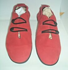 Arche Size 8 (Aus) Size 39 (Eur) Ladies Red shoes - Sell for Charity
