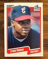 1990 Fleer Update #U-87 Frank Thomas RC - White Sox NM or Better
