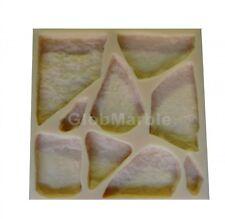Concrete Mold Ledgestone Mold LS 2001/3 Concrete Wall Concrete Stones Mould