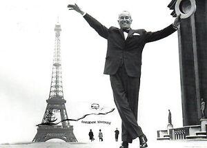 Kunstpostkarte -Maurice Chevalier