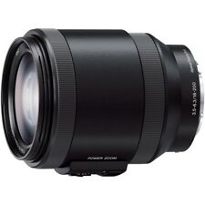 USED Sony E PZ 18-200mm f/3.5-6.3 OSS LE SELP18200 Excellent FREESHIPPING
