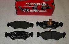 Brembo hp pastillas de freno delantero de disco Ford Fiesta/Mazda 1.3,1.8d