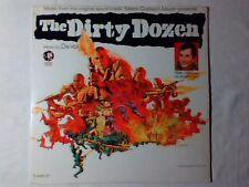 COLONNA SONORA The dirty dozen - Quella sporca dozzina lp TRINI LOPEZ