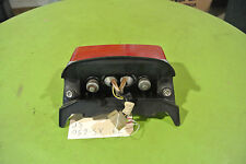 YAMAHA XS 650  MID NIGHT SPECIAL TAIL LIGHT ASSEMBLEY  1981