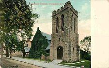 A View of the Episcopal Church, Peekskill Ny 1908