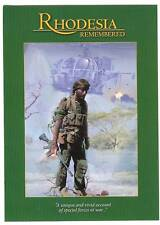 RHODESIA DVD special forces Selous Scouts RLI Air Force
