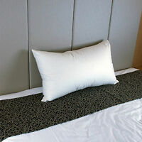 DYNE 95% POLISH GOOSE DOWN STANDARD PILLOW - FIRM/HIGH SUPPORT - MADE IN AUST.