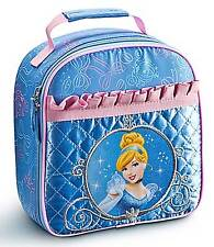 Disney Store Princess Cinderella Insulated Lunch Bag NEW