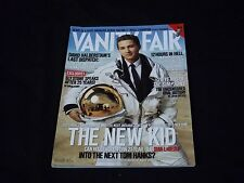 2007 AUGUST VANITY FAIR MAGAZINE - SHIA LABEOUF - BEAUTIFUL FRONT COVER - D1188