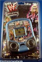 SABLE WRESTLING ELECTRONIC HANDHELD VIDEO LCD WRESTLE WWF WWE TOY FIGURE GAME