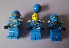 Lego Figurines : 3 X Ninjago