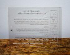 Film de protection (protège écran / protecteur) pour console Nintendo DSi XL