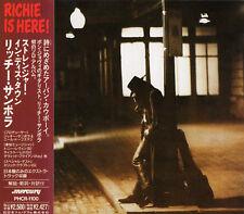 RICHIE SAMBORA Stranger In This Town +1 FIRST PRESS JAPAN CD OBI PHCR-1100