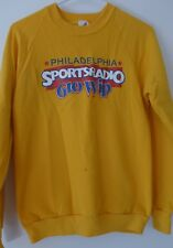 Rare Vintage Philadelphia 610 WIP Sportsradio Sweatshirt - M