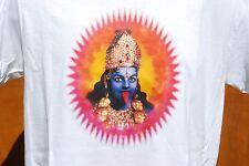 graphic retro art vintage Cotton Mens T Shirt , S,M,L,XL , Krishna & tongue