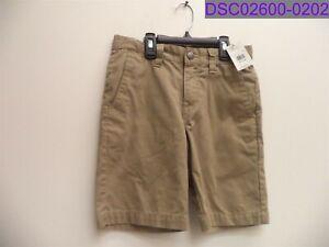 Boy's Size 25 Volcom Vmonty Shorts Khaki C0901903