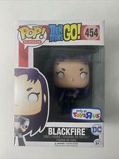 Funko Pop! Teen Titans Go! Blackfire #454 Toys R Us ExclusiveShips Fast New