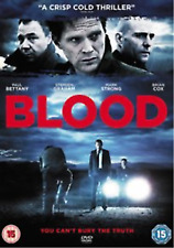BLOOD - Paul Bettany - DVD - Like New - Free shipping