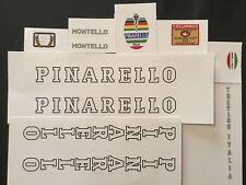 Decals Pinarello