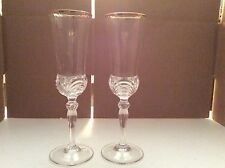 Fluted Stemware (set of two)