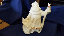 LENOX SANTA SECOND IN SERIES PORCELAIN FIGURINE 1994 CHINA JEWELS COLLECTION