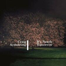 Craig Armstrong - It's Nearly Tomorrow CD Album  2014