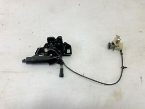 ELDORADO DEVILLE SEVILLE OEM POWER TRUNK LATCH RELEASE ACTUATOR