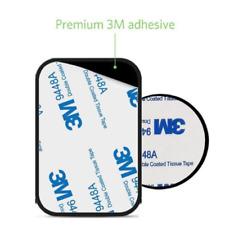 Placas De Metal Adhesivo Pegatina reemplazar para Magnético Montaje Del Coche Soporte para teléfono 4 *