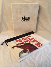 Yann Martel / Tomislav Torjanac - Life Of Pi - 1st 2007 SIGNED Limited Edition