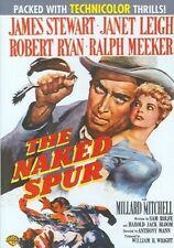 Naked Spur 0012569792463 With James Stewart DVD Region 1