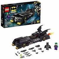 LEGO DC Comics Super Heroes Batman Batmobile: Pursuit of The Joker 76119 Gift