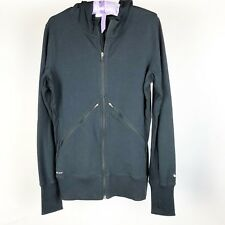 Nike Womens Jacket Size Large Black Dri Fit with zip pockets  New with Tags