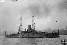 """US Navy USS Alabama World War 1 6x4"""", Reprint Photo a"""