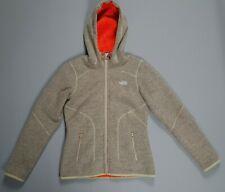 The North Face Sudadera con capucha para mujer cremallera completa de Zermatt pequeño Fleece forrado lana