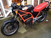 Classic retro Honda CB350 MOT rare bike ready to ride not spares  or repair