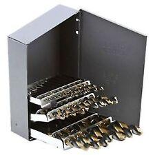 "USA Huot 10450 3//8/"" x 64ths 21 Jobber Drill Index Case Holds 1//16/"""