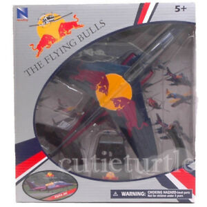 New Ray Airplanes The Flying Bulls Alpha Jet Red Bull 1:48 21283