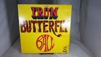 Iron Butterfly: Ball LP on ATCO Label SD-33-280 from 1969 PSYCH VG+ cVG