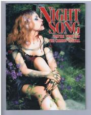 Night Song Vampire Women of the Crimson Eternal Awesome Vf Hb Sqp