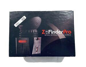 Zacuto Z-Finder EVF Pro Eyepiece attachment for DSLR.