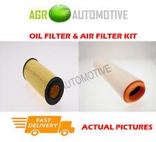 DIESEL SERVICE KIT OIL AIR FILTER FOR BMW X6 3.0 235 BHP 2008-08