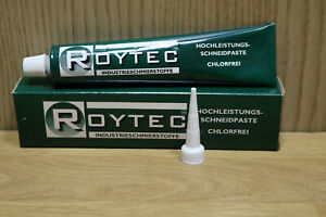 Roytec high-performance metal cutting drilling tapping machining paste 50ml RTD