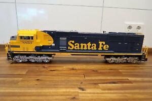 USA Trains R22 Spur G Diesel Lok DD 70 MAC Santa Fe  (K54)