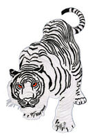 Rückenaufnäher Tiger Kopf 20x21 cm Bengaltiger Raubkatze Großkatze Backpatch