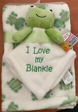 Super Soft Plush Baby Blanket