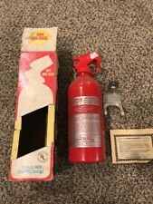 Vtg 1973 1974 Mopar Accessory Fire Extinguisher Complete Box And 5 Yr Warranty