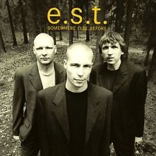 E.S.T. ‎– Somewhere Else Before ( CD - Compilation - USA Edition )