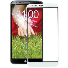 LG G2 VERRE DEVANT de Remplacement écran en Outil Set réparation Disque Blanc