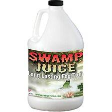 - Swamp Juice Ridiculously Long Lasting Fog Fluid 2-3 Hour Hand Time 1 Gallon